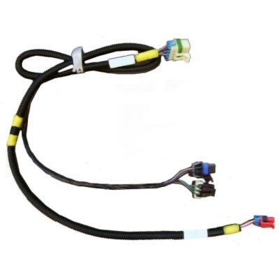 2001 2003 pontiac aztek fuel pump wiring harness ac delco, direct fit